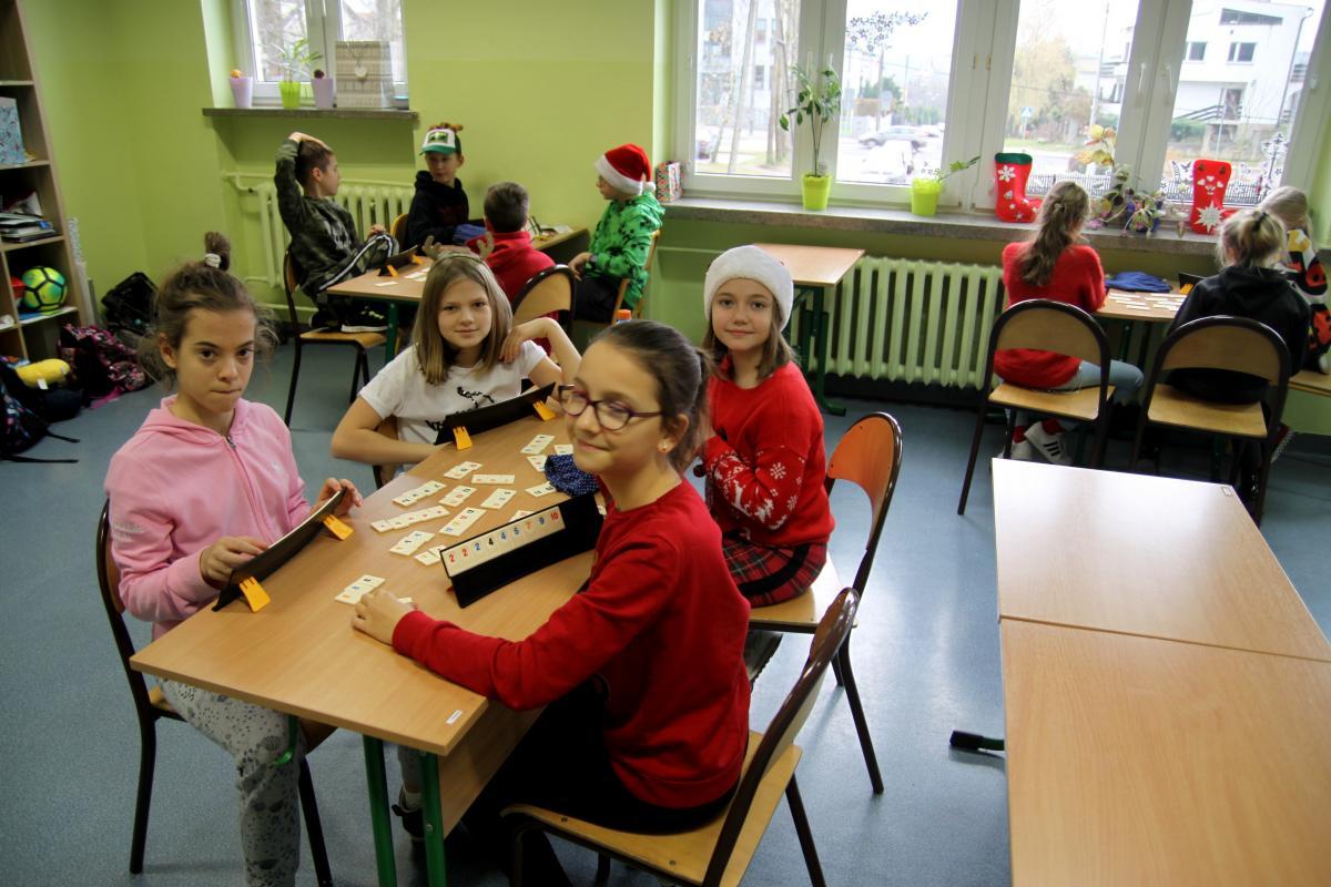 Mikołajki w naszej Szkole - zdjęcie 2