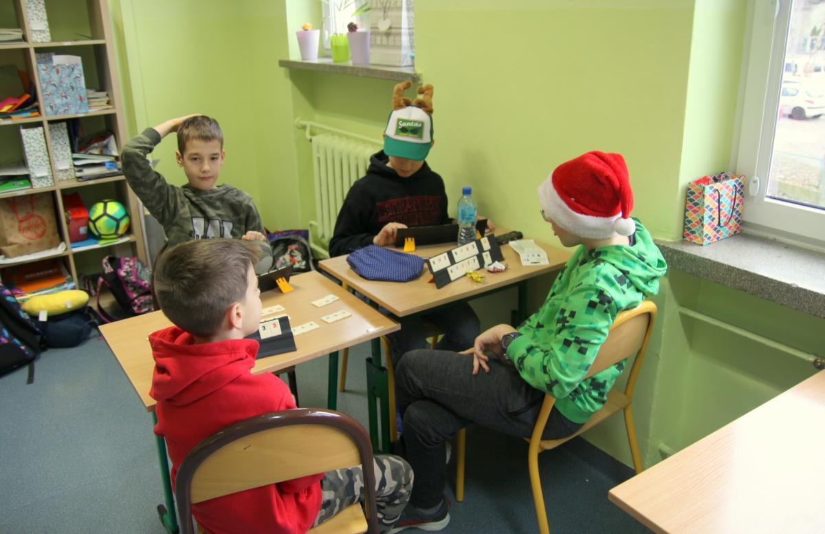 Mikołajki w naszej Szkole - zdjęcie 3