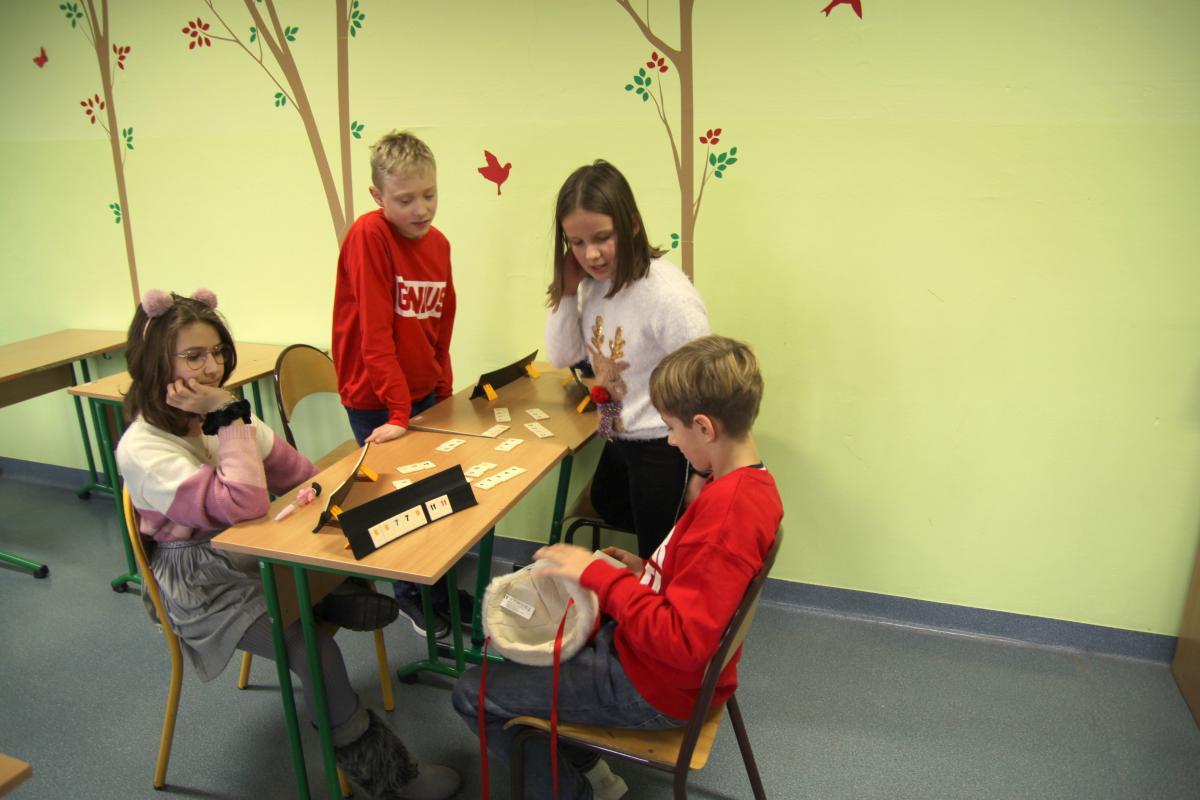 Mikołajki w naszej Szkole - zdjęcie 4