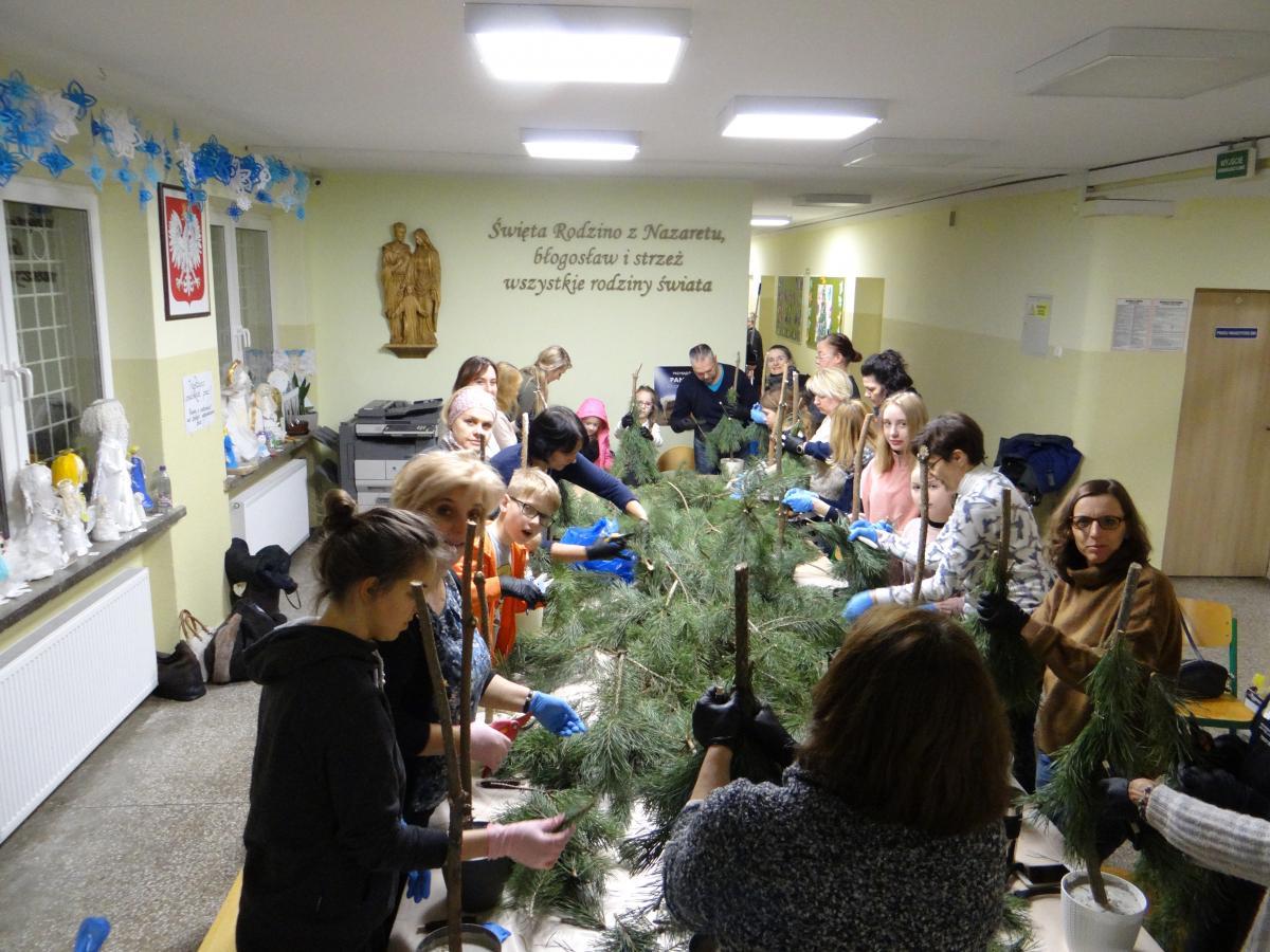 Warsztaty przed Bożym Narodzeniem - zdjęcie 1