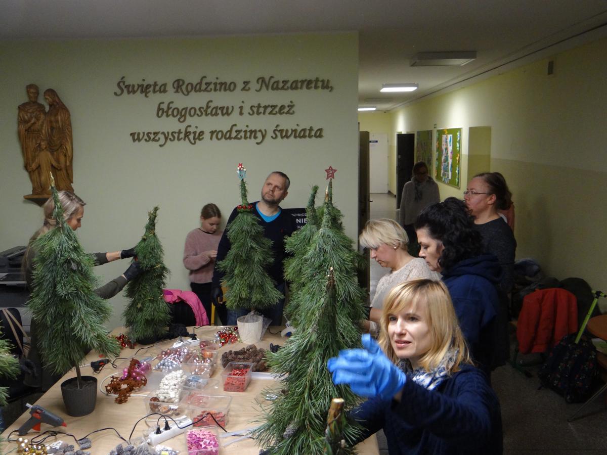 Warsztaty przed Bożym Narodzeniem - zdjęcie 10
