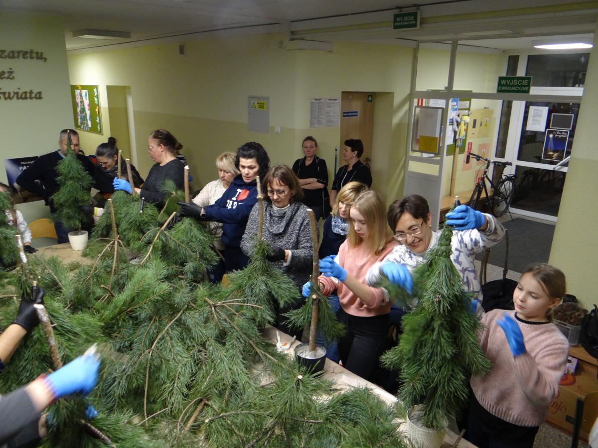 Warsztaty przed Bożym Narodzeniem - zdjęcie 2