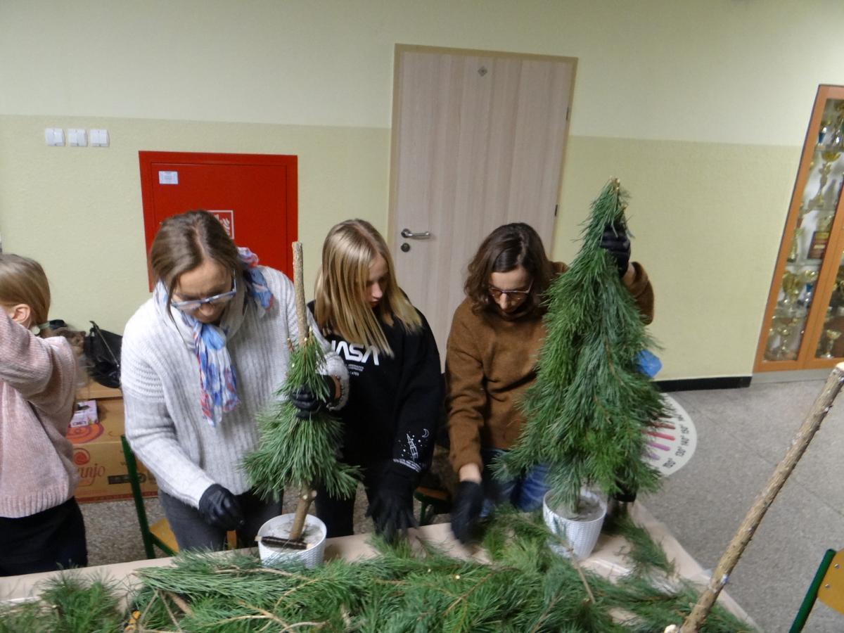 Warsztaty przed Bożym Narodzeniem - zdjęcie 4