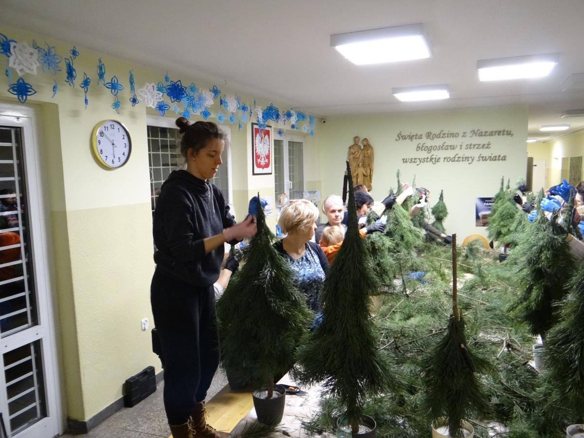 Warsztaty przed Bożym Narodzeniem - zdjęcie 6