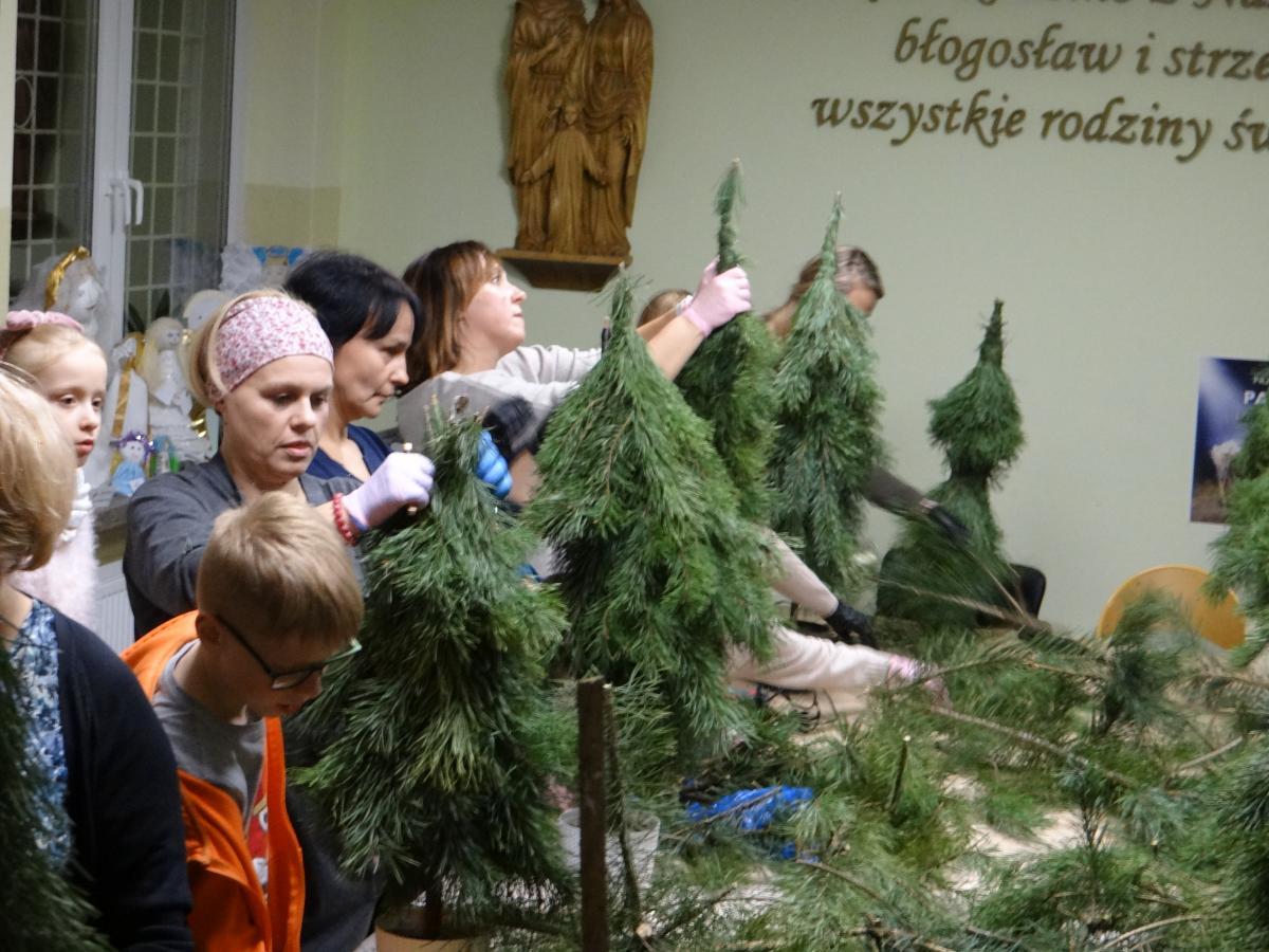 Warsztaty przed Bożym Narodzeniem - zdjęcie 7
