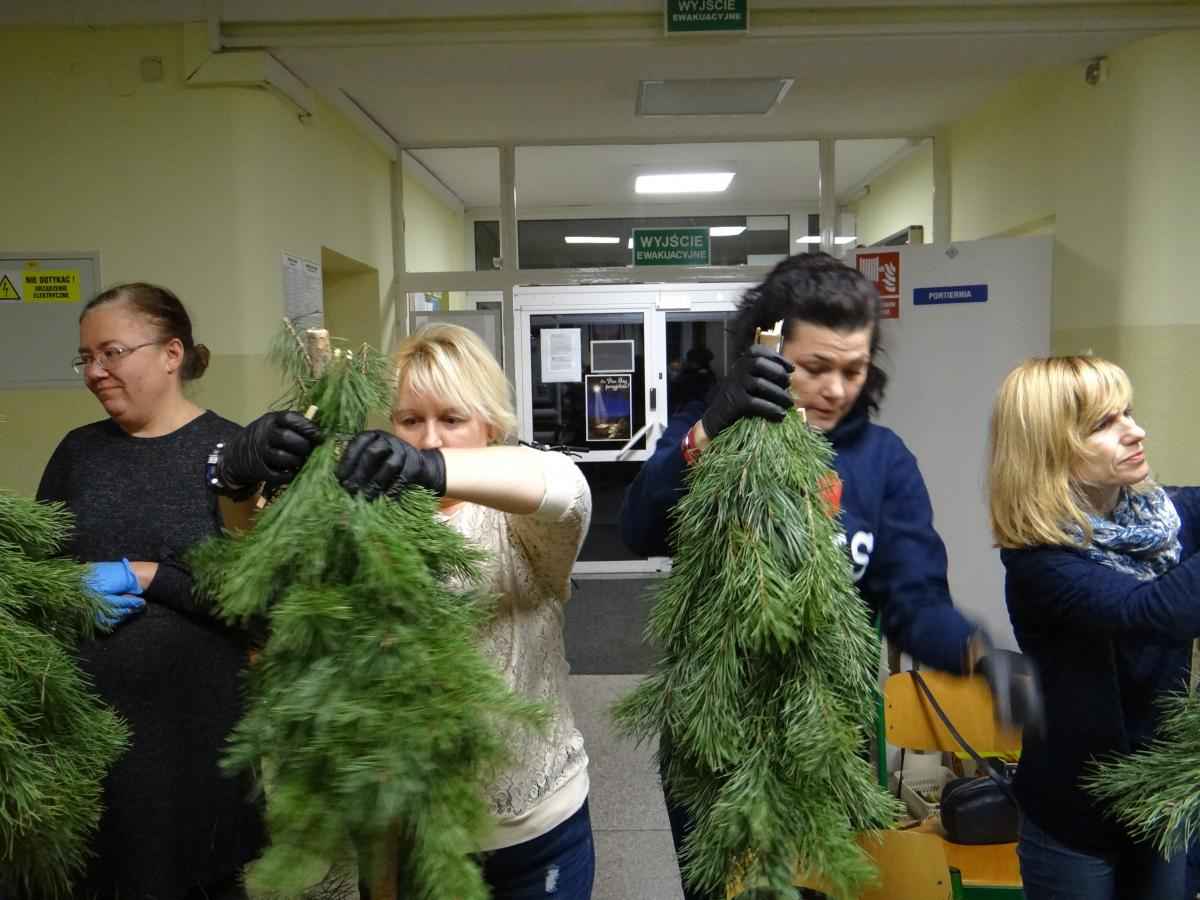 Warsztaty przed Bożym Narodzeniem - zdjęcie 9