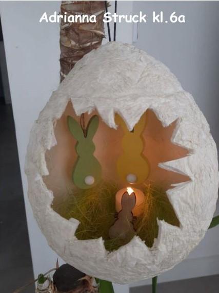 Wielkanocne stroiki i palmy - zdjęcie 1