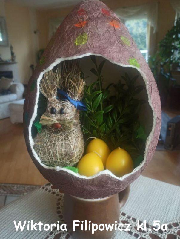 Wielkanocne stroiki i palmy - zdjęcie 11