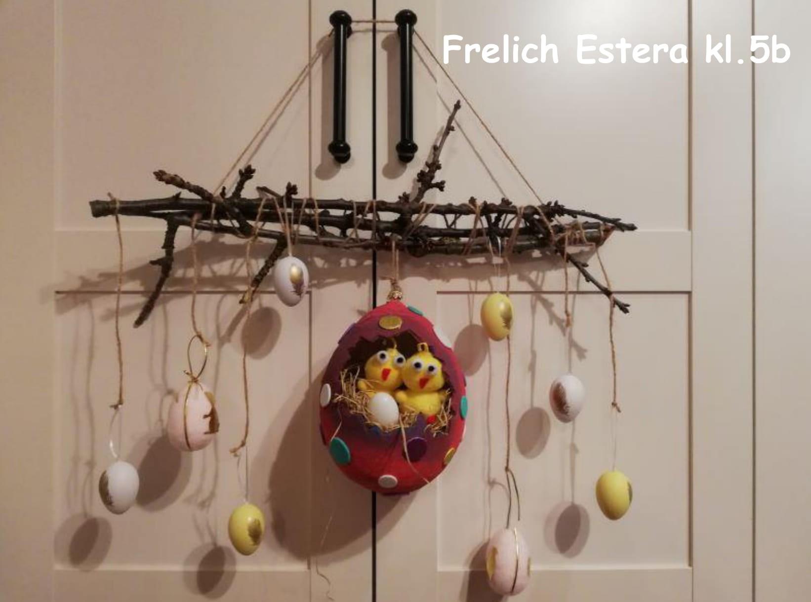 Wielkanocne stroiki i palmy - zdjęcie 12