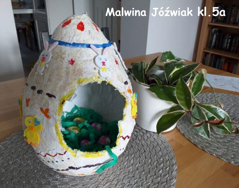 Wielkanocne stroiki i palmy - zdjęcie 17