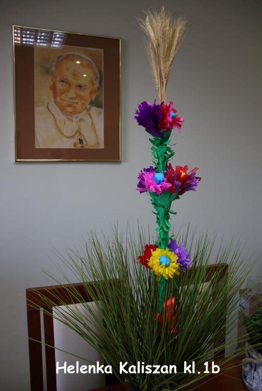 Wielkanocne stroiki i palmy - zdjęcie 18