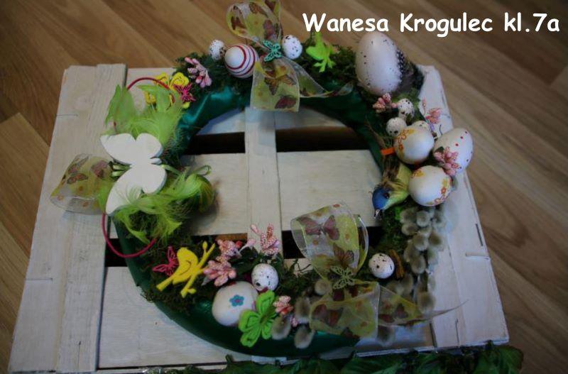 Wielkanocne stroiki i palmy - zdjęcie 21