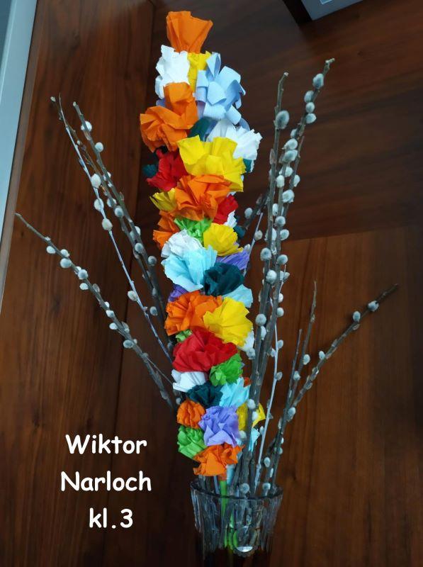 Wielkanocne stroiki i palmy - zdjęcie 9