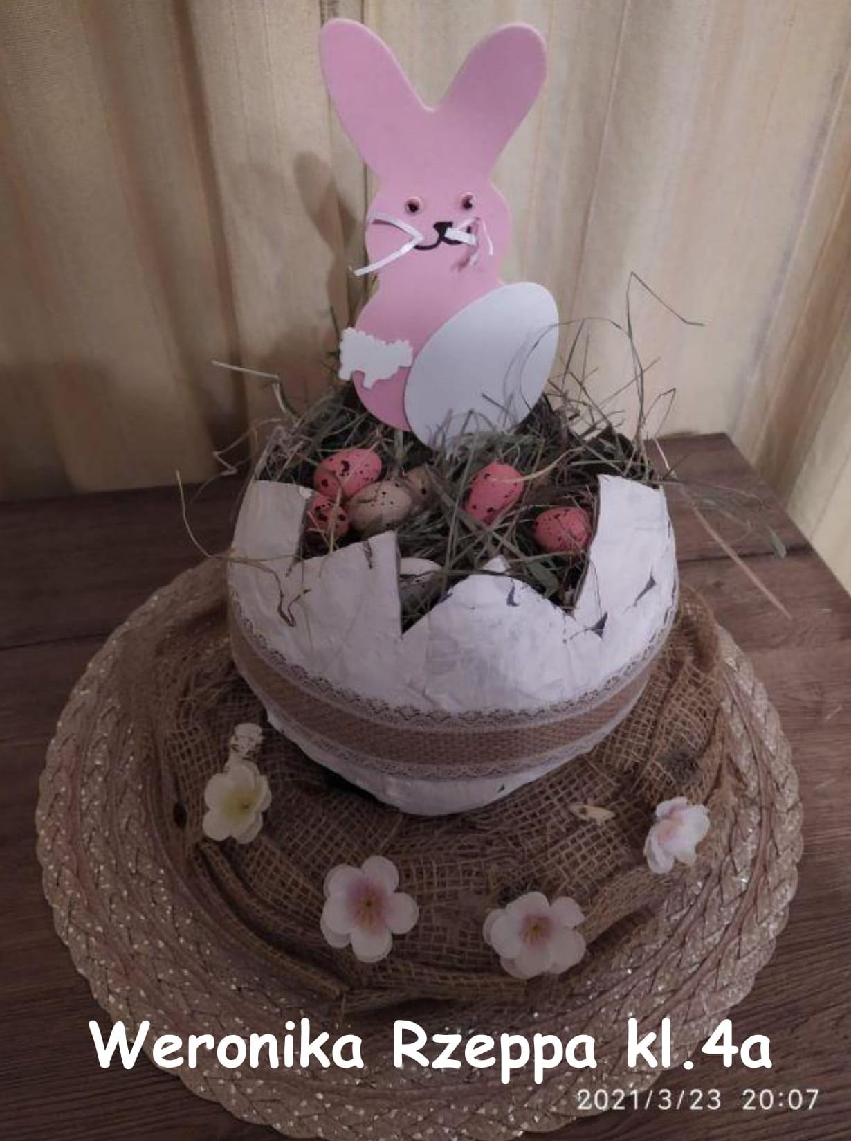 Wielkanocne stroiki i palmy - zdjęcie 13