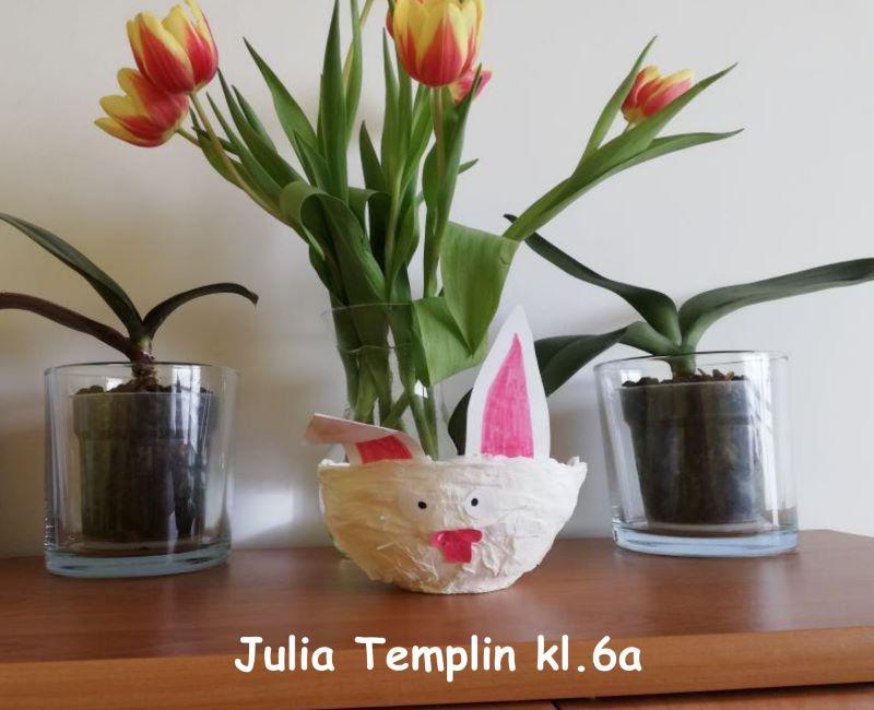Wielkanocne stroiki i palmy - zdjęcie 24
