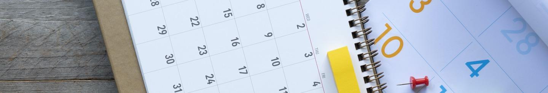 Kalendarz wydarzeń i uroczystości szkolnych